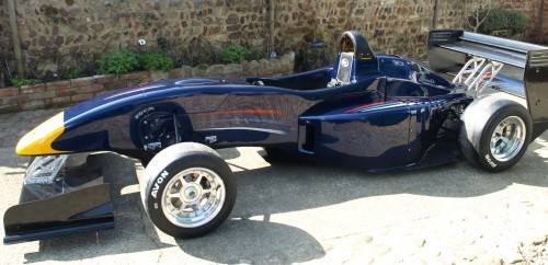 Single Seater Race Car For Sale Uk